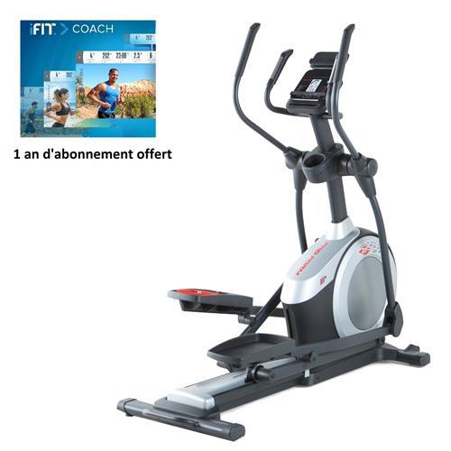 Vélo elliptique Proform NEW Endurance 420 E