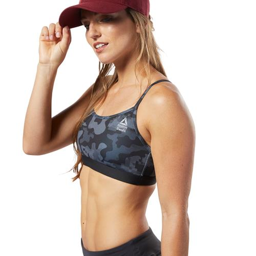 Reebok Brassière RC Skinny Crossfit All Over Camo