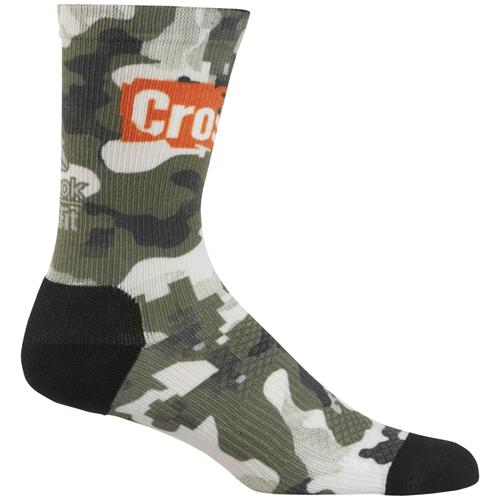 Chaussettes de sport Reebok Chaussettes Mi-Montantes Reebok Crossfit PR Crew So