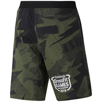 Short Reebok Crossfit RC Speed Camo Reebok - Fitnessboutique