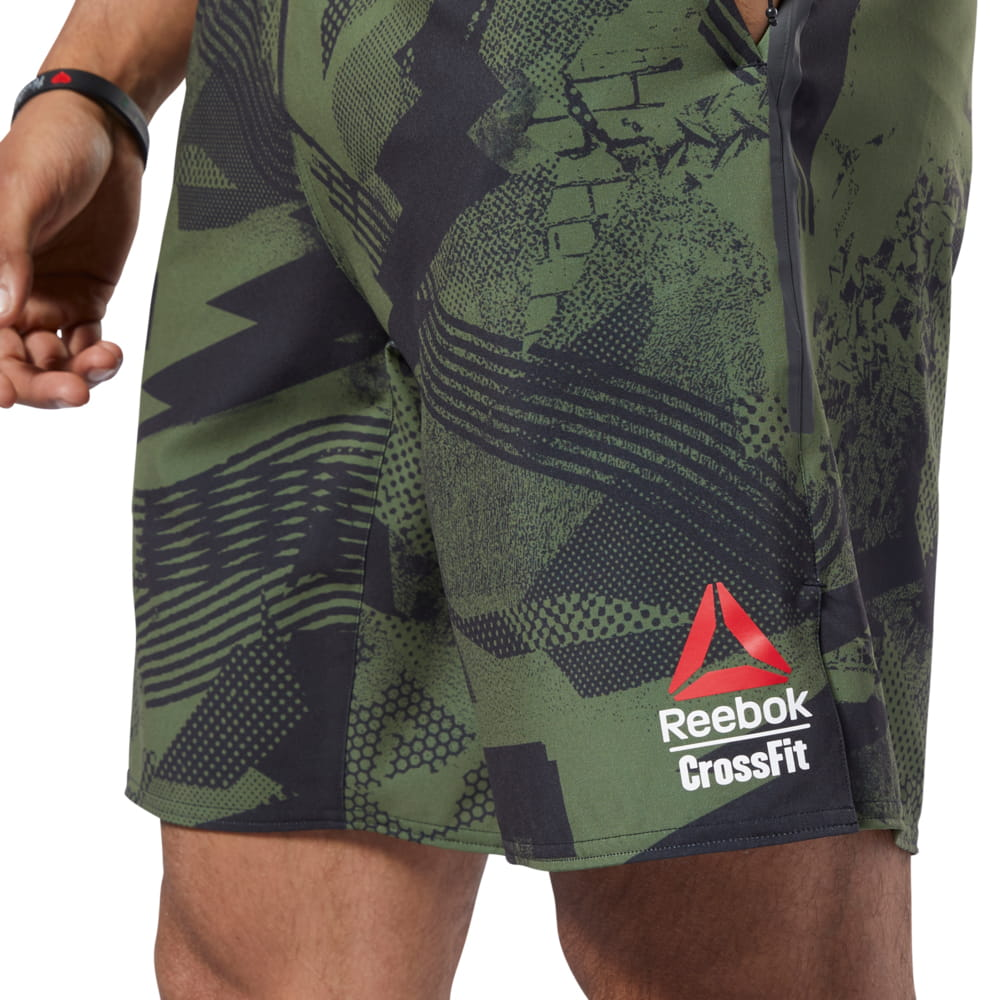 Reebok Short Reebok Crossfit RC Speed Camo