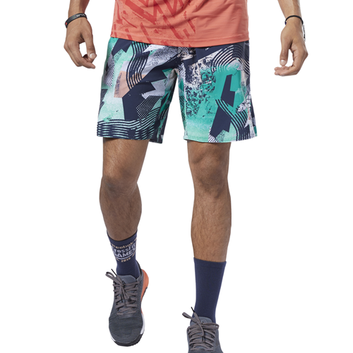 Reebok Short Reebok Crossfit RC Speed imprimé