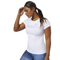 T-shirts T Shirt Reebok Crossfit Activchill Reebok - Fitnessboutique