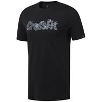 T-shirts T Shirt Reebok Crossfit RC camo Reebok - Fitnessboutique