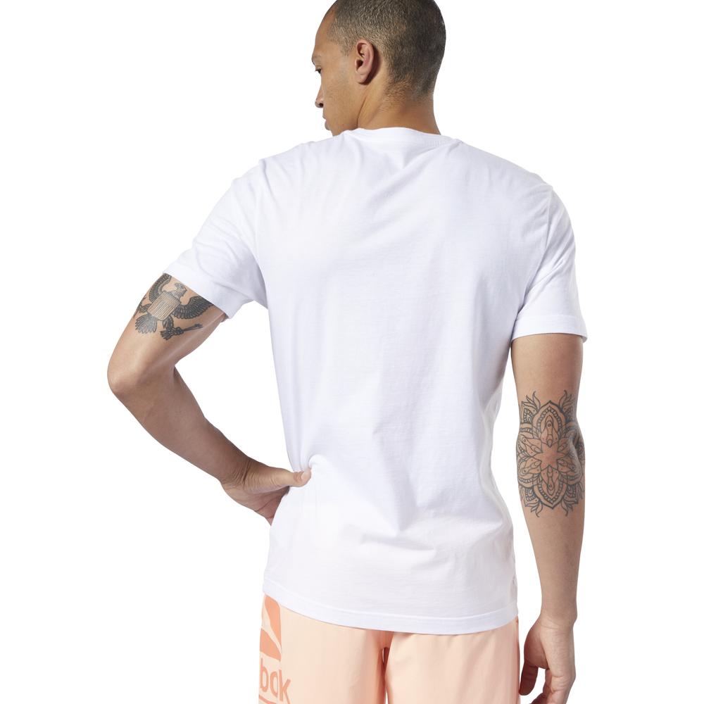 Reebok T Shirt Reebok Crossfit RC Distressed Crest