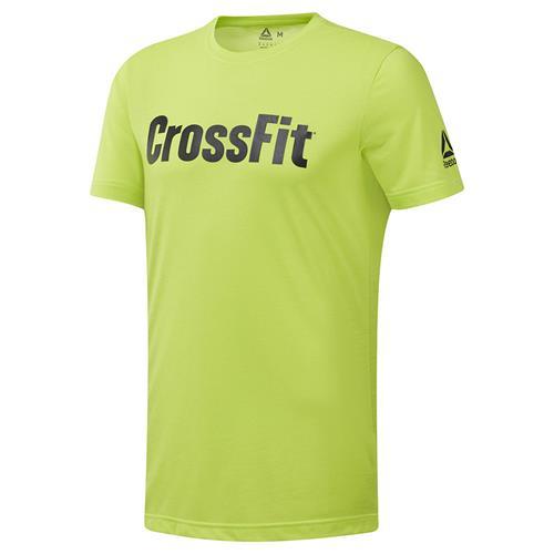 T-shirts T Shirt Reebok Crossfit Speedwick Reebok - Fitnessboutique