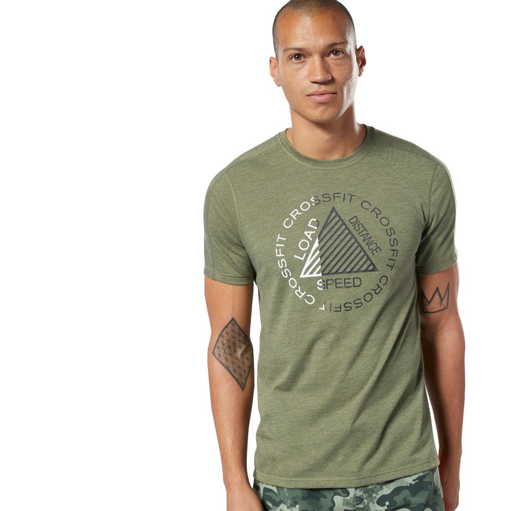 Reebok T-Shirt RC Move Tee