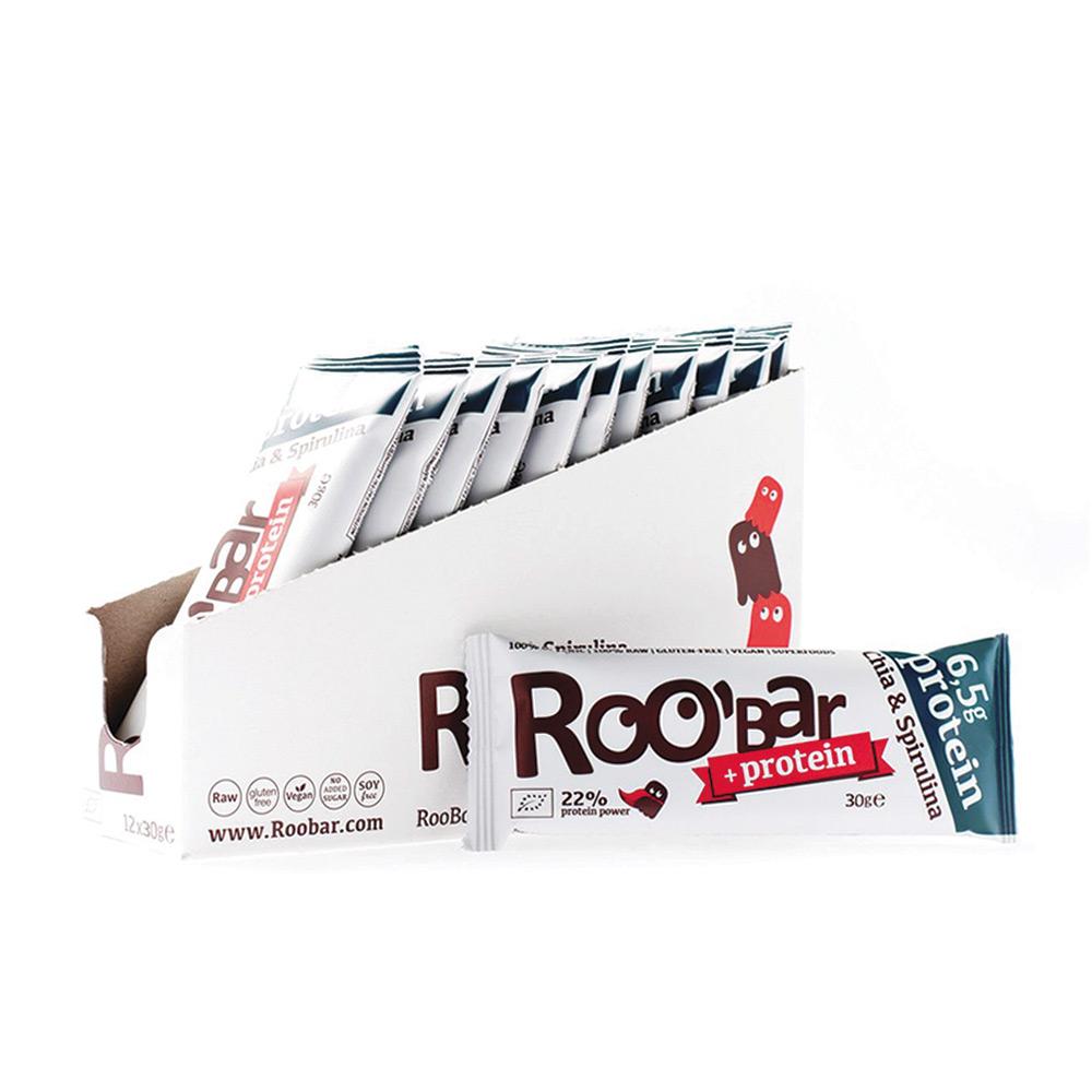 Roobar RooBar Bio Chia Noix de coco