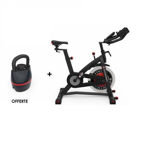 Vélo de biking IC7 + Kettlebell réglable offerte Schwinn - Fitnessboutique