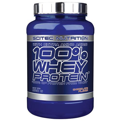 Whey protéine 100 % Whey Protein Scitec nutrition - Fitnessboutique