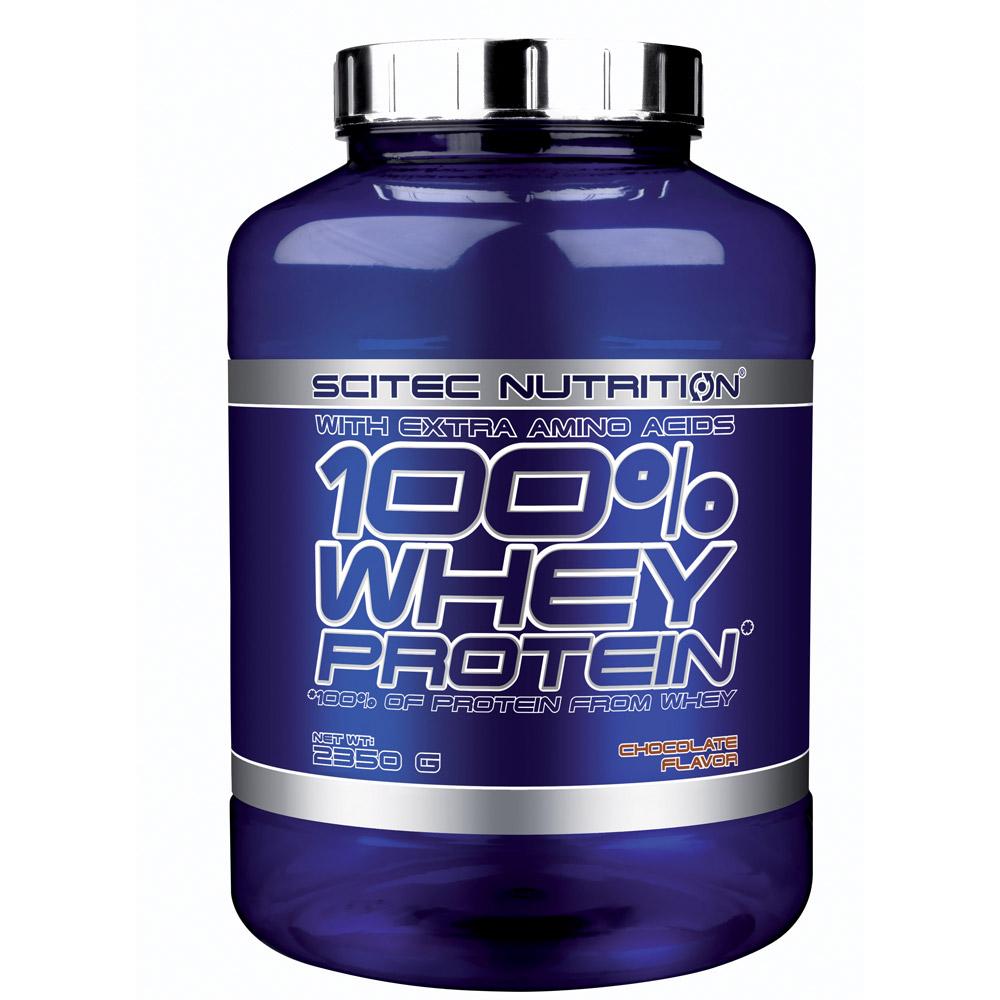 Protéines Scitec nutrition 100 % Whey Protein