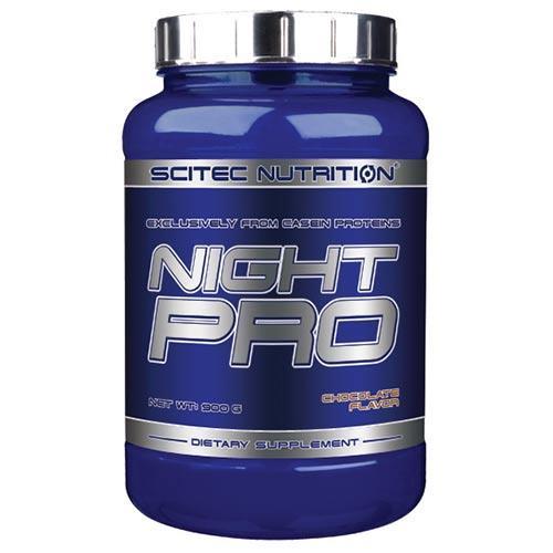 Protéines Scitec nutrition Night Pro