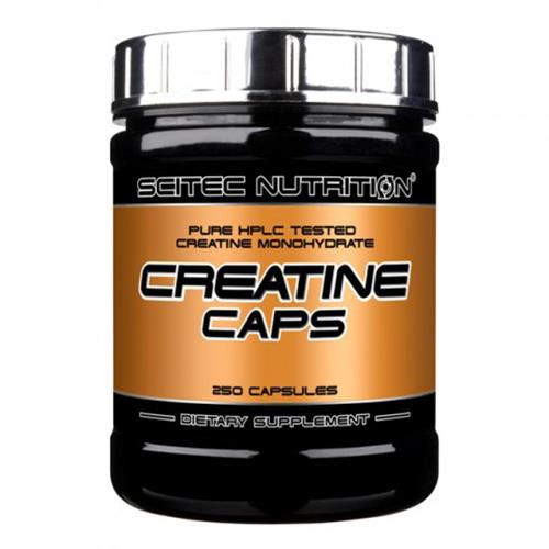 Monohydrate Scitec nutrition Creatine Caps