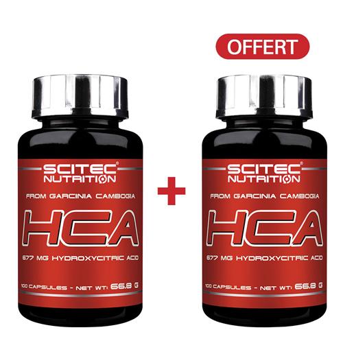 Sèche - Définition Scitec nutrition Duo HCA Chitosan