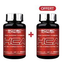 Brûleurs de graisse Duo HCA Chitosan Scitec nutrition - Fitnessboutique