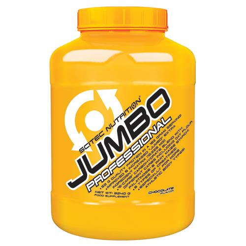 Gainer Jumbo Professional Scitec nutrition - Fitnessboutique