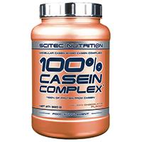 Protéines Scitec nutrition 100% Casein Complex