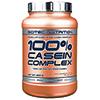 caséine 100% Casein Complex Scitec nutrition - Fitnessboutique