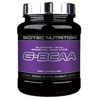 Acides aminés Scitec nutrition G BCAA