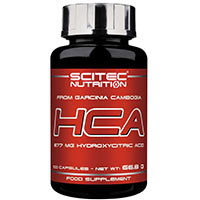 Sèche - Définition Scitec nutrition HCA