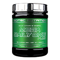 Vitamines-Minéraux Scitec nutrition Mega Daily One Plus