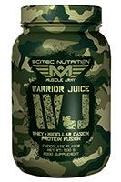 Protéine à Libération Progressive Scitec nutrition Warrior Juice