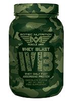 Protéines Scitec nutrition Whey Blast