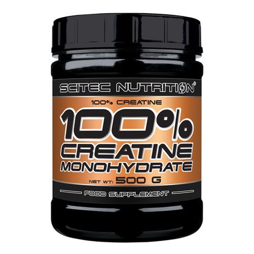 Monohydrate Scitec nutrition 100% Creatine Monohydrate