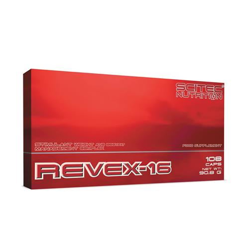 Sèche - Définition Revex 16 Scitec nutrition - Fitnessboutique