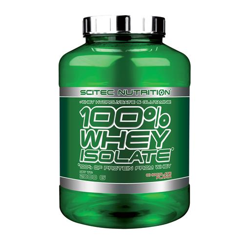 Protéines Scitec nutrition 100 % Whey Isolate