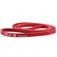 elastique-bande-resistance Bande de résistance moyenne SKLZ - Fitnessboutique