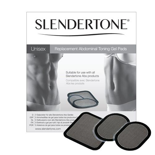 Electrostimulation Slendertone Electrodes Abs8, Abs7, Abs6, Abs5, Connect Abs, et Abs3.
