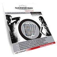 Electrostimulation Slendertone Electrodes Optimum (5 x 10 cm) x 4