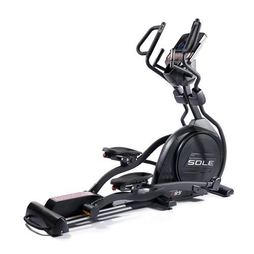 Vélo elliptique Sole E95