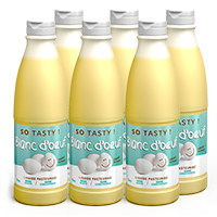 Cuisine - Snacking SoTasty Blanc Oeuf Liquide
