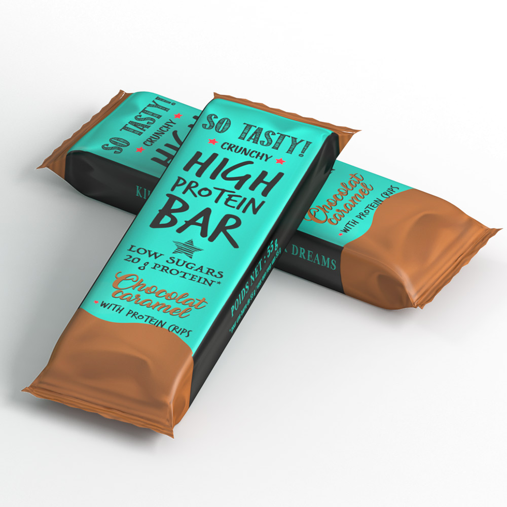 SoTasty High Protein Bar