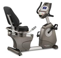 Vélo semi-allonge SpiritFitness Recumbent Bike CR800