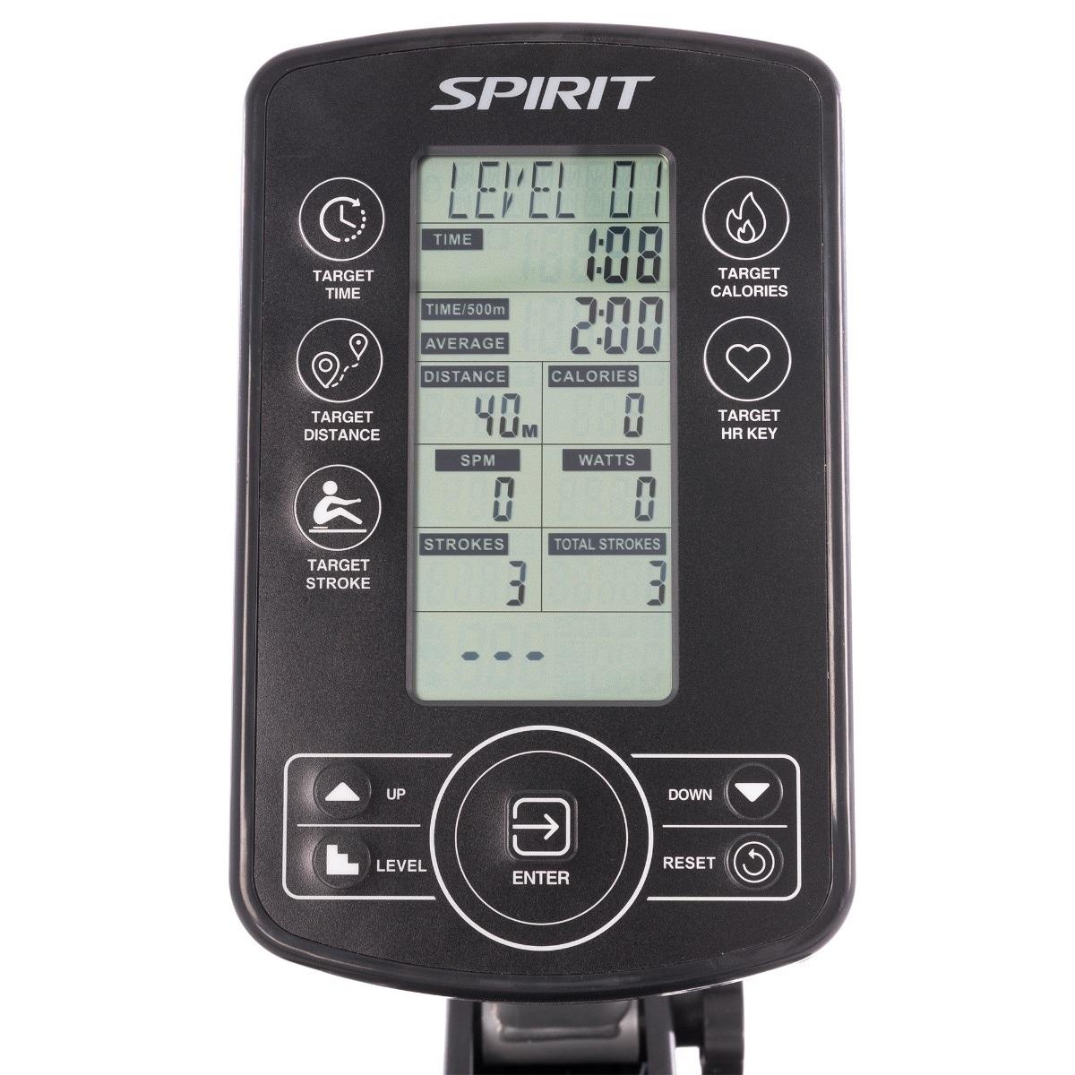 SpiritFitness CRW800H2O