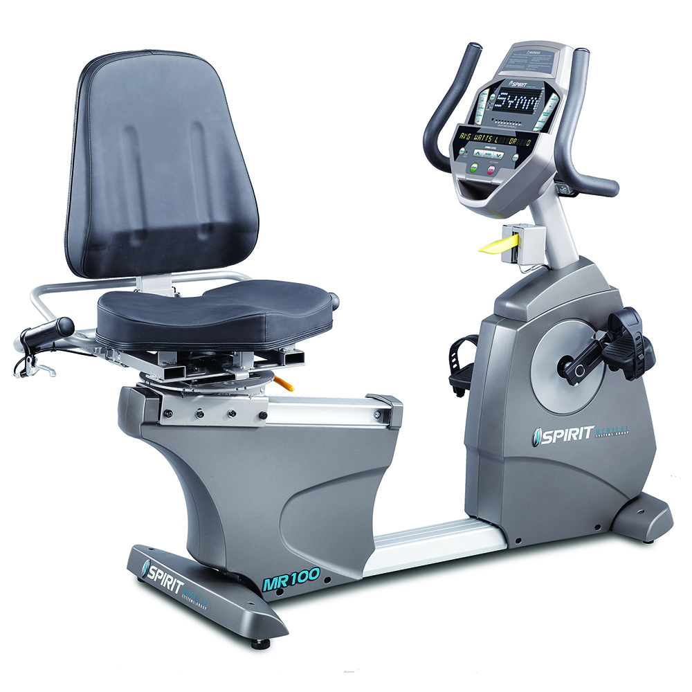 SpiritFitness Medical Recumbent Bike
