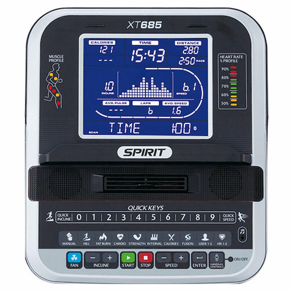 SpiritFitness XT685