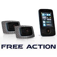 Electrostimulation Sport-Elec Free Action