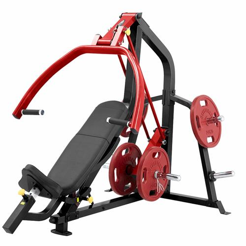 Postes isolés SteelFlex Dual Plate Load  - Chest press / Shoulder press