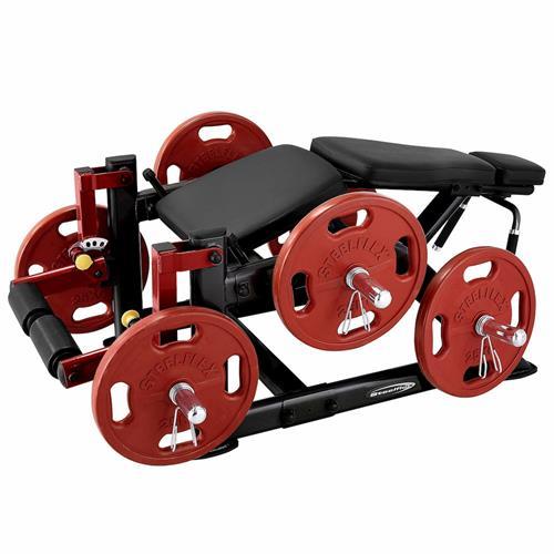 Postes Isolés Plate Load Leg curl SteelFlex - Fitnessboutique