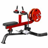 Postes isolés Plate Load Seated Calf SteelFlex - Fitnessboutique