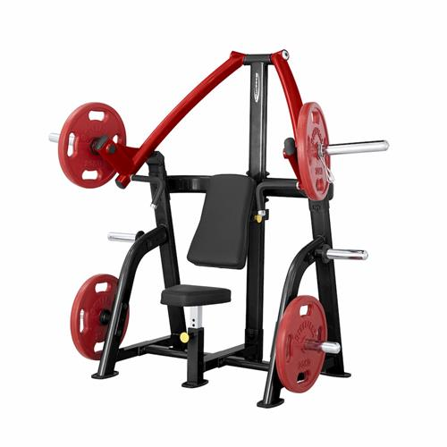 Postes isolés SteelFlex Plate Loaded Seated Incline Press