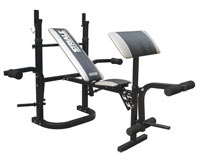 Banc de musculation Striale SB 2020 Multi Power