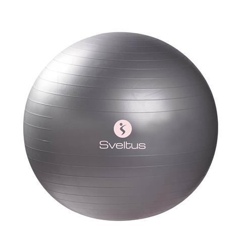 Médecine Ball et Balle lestée Sveltus Gymball gris 65 cm vrac