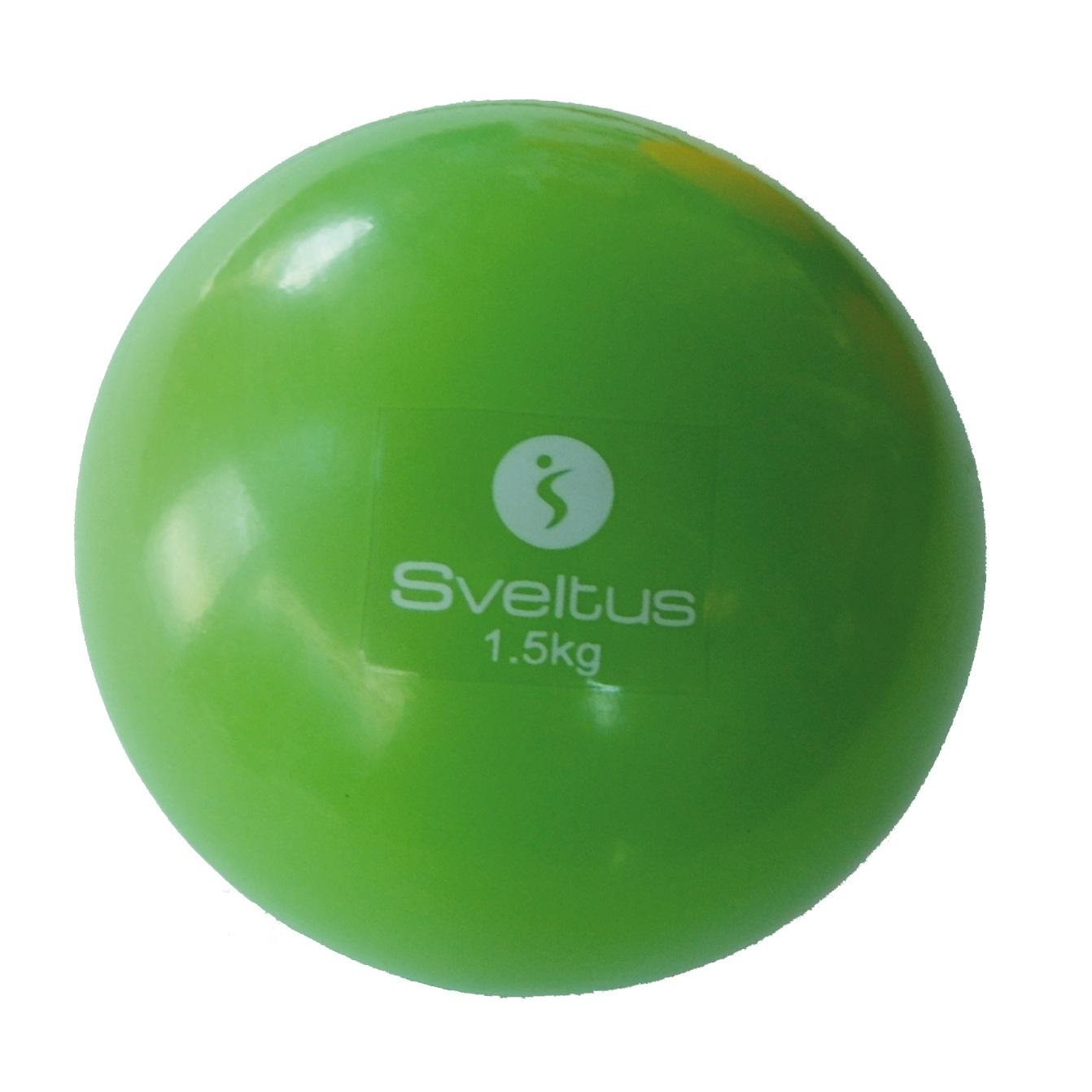 Sveltus Balle Lestée 0,5 kg