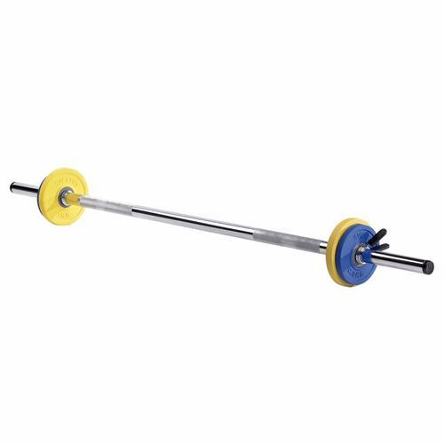 Kit FIT'US 4 Kg : Barre et Poids Sveltus - Fitnessboutique