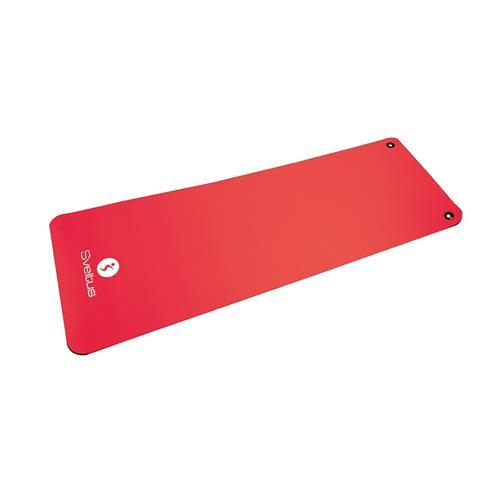Accessoires Fitness Tapis évolution rouge 180x60 cm Sveltus - Fitnessboutique